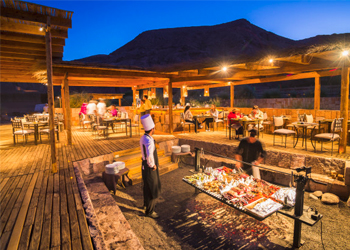 Alto Atacama Deser Lodge & Spa - Restaurante