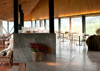 Tierra Chiloé Hotel e Spa - Restaurante