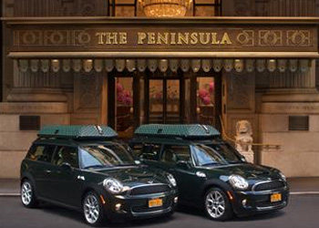 The Peninsula New York - Transporte