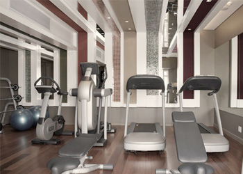 Cape Grace Hotel - Fitness
