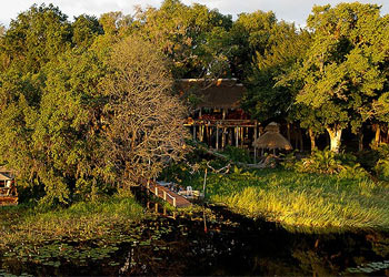 Jao Camp - Wilderness Safaris